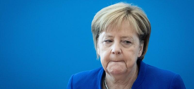 Merkel visszaszólt Trumpnak