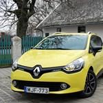 Renault Clio Grandtour-bemutató: jó testű kis kombi