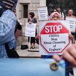 Az ujgurok hajából készült kínai termékeket foglalt le állítása szerint az USA