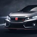 Eddig a Honda lopja a show-t a Párizsi Autószalonon