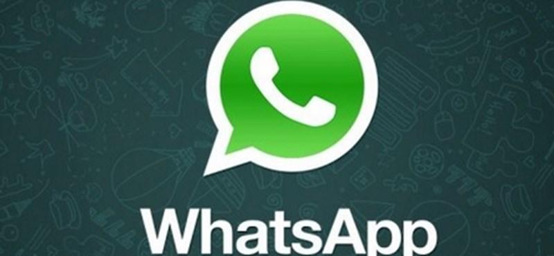 Most már bizonyíték is van: hamarosan ingyen telefonálhat a WhatsAppal