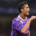 300 spanyol gólnál tart Cristiano Ronaldo