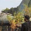 Huszonöt halottja van az ukrán katonai szállítógép balesetének