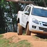 Isuzu D-Max 2012 teszt: dzsungeljáró, de tényleg