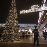 Kamioncsapda és szurkolói zóna a karácsonyi vásárokon