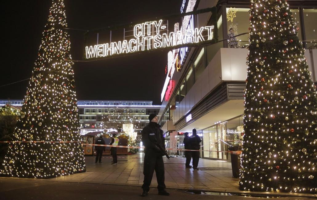 Berlini terrortámadás