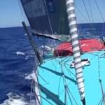 Kiderült, mit hallgat Fa Nándor az óceánon