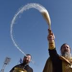 Beszüntetnék az atomfegyver-szentelést az ortodox egyháznál