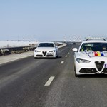 Most lehet kicsit irigykedni: a román rendőrök Alfa Romeo Giuliát kaptak