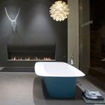 Megint egy olasz ötlet: jópofa, divatos fürdőkád