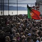 Portugália úgy tűnik, elesett