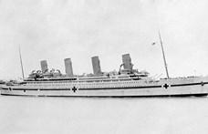 Megépült a Titanic testvérhajója, de az is elsüllyedt