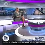 A Médiatanács megindokolta, miért nem foglalkozott az M1-es Karácsony-interjúval