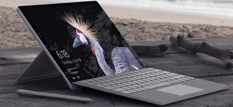 Alighogy megjelent, máris gond van a Microsoft Surface Próval
