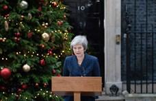 May nem akar újabb népszavazást a Brexitről