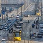 Forgalmi változások lesznek a Margit hídon a hétvégén