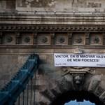 """""""Viktor, én is magyar vagyok, de nem fideszes"""" - megszüntették az eljárást az Együtt-PM-esek ellen"""
