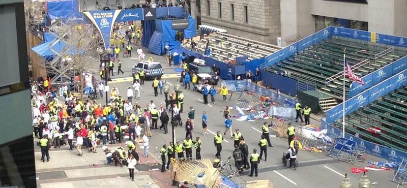 Kettős robbantás Bostonban: 3 halott, 144 sérült