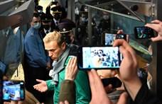 A magyar kormány is elítéli Navalnij letartóztatását