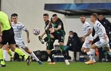 332 millió forintot nyert a Ferencváros a BL-döntetlenjével
