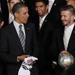 Beckhamet méltatja az olimpia főszervezője