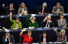 Meglepte a fideszeseket Sargentini az Európai Tanács épületében