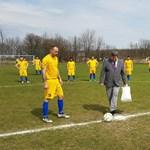 Tállai: Tíz év alatt 220 százalékkal nőtt a magyar focisták száma a tao-rendszer bevezetése óta