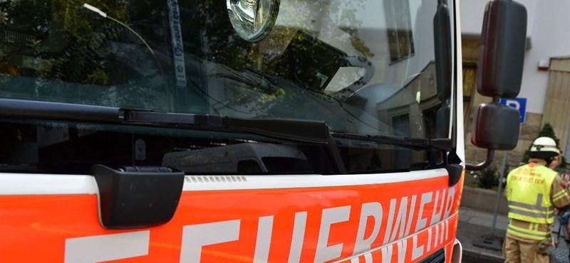 Leégett egy három Michelin-csillagos étterem Németországban