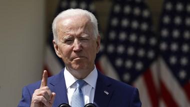 Biden: Izraelnek joga van megvédeni magát, de a tűzszünet a cél