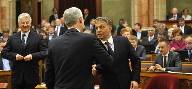 Kit és mitől véd Orbán?