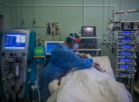 Nyolc koronavírusos beteg meghalt, 199 új fertőzöttet találtak