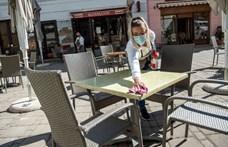 Beárazták a járvány utáni nyitást az éttermek tulajdonosai