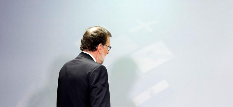 Miniszterelnököt buktatott a korrupció, mégsem jött el a béke Spanyolországban