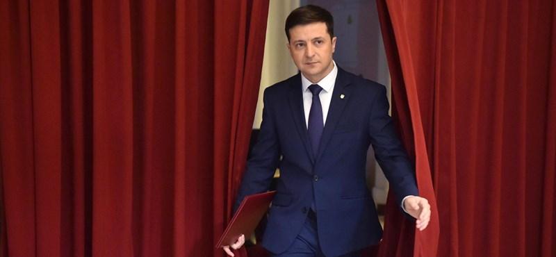 15 kormányzóját menesztette az ukrán elnök