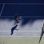 A legyőzőjét méltatta Novak Djokovic