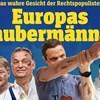 Mocskos brigád tagjaként került Orbán a Der Spiegel címlapjára