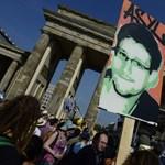 Nem adnak menedékjogot Snowdennek a németek