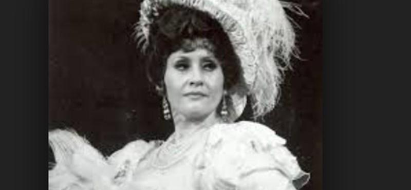 Elhunyt László Margit operaénekesnő