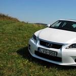 Lexus CT 200h teszt: kevesebbet fogyasztott, mint a Prius
