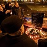 A romagyilkosságok áldozataira emlékeztek