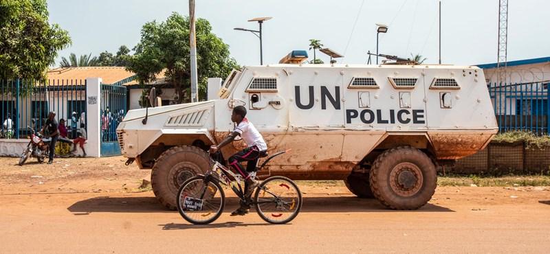 Kivonul az orosz hadsereg Közép-Afrikából, miután választást nyert a Kreml-barát elnök