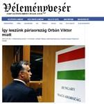 VV: Orbánnak nem a puccsistáktól kellene félnie