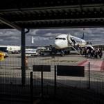 Soha ennyi utas nem fordult még meg a ferihegyi repülőtéren