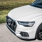 408 lóerős lett az új Audi A6 Allroad Quattro
