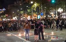 Óriástüntetés jön, de Madrid odacsapna a katalán kemény magnak