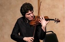 """Covid-remeteként ért fel a """"hegedűsök Himalájájára"""" Augustin Hadelich"""