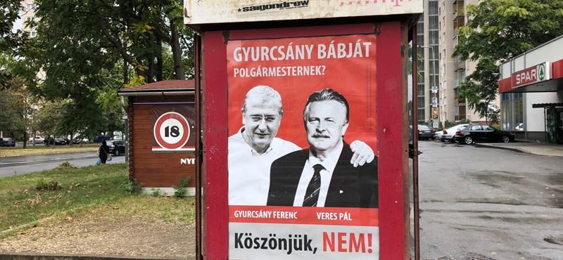 Miskolcon is kiszervezte a Fidesz-KDNP a piszkos munkát