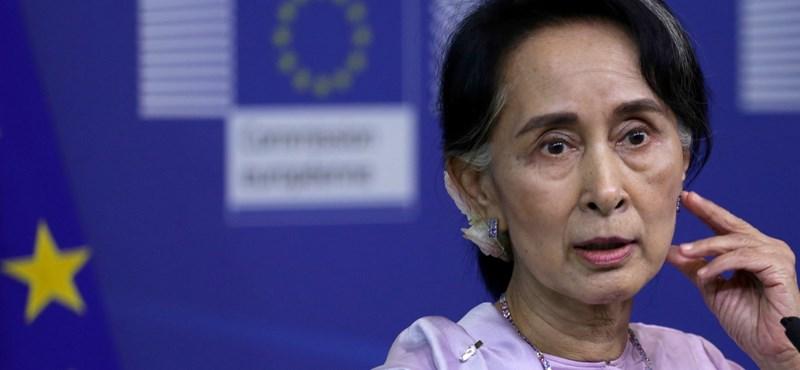 Börtönben maradnak a Reuters tudósítói Mianmarban