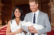 Titkolták, de most már tudni, hol jött a világra Harry herceg és Meghan Markle gyermeke