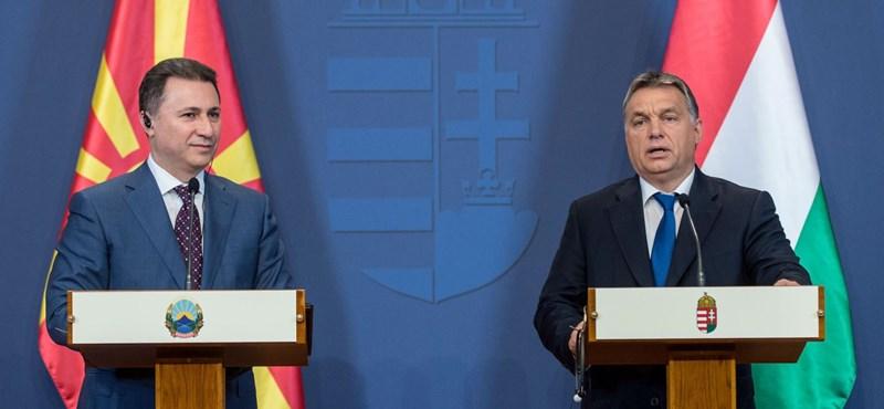 Gruevszki miatt kínos szavazás vár a Fideszre Brüsszelben